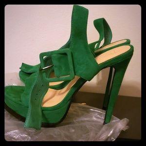 TOPSHOP Women's Ankle Strap Sandals